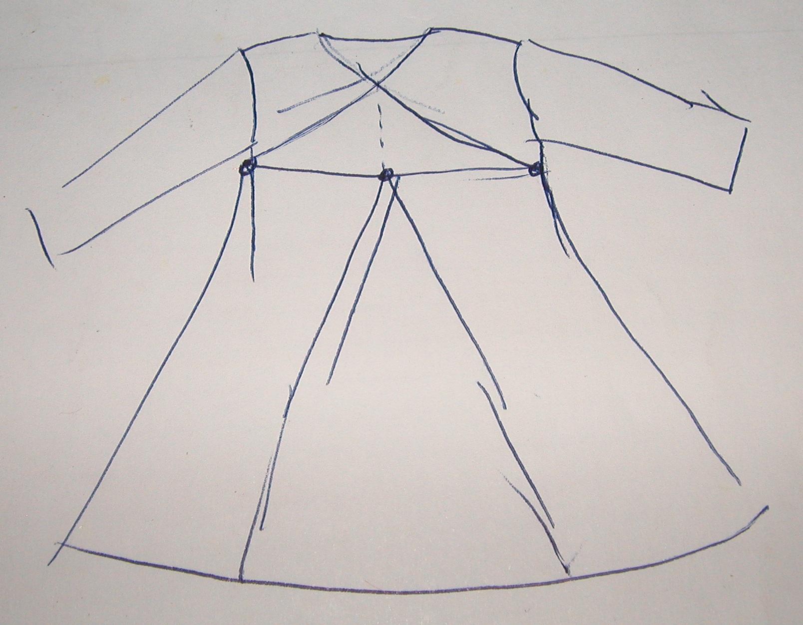 Eine Tunika ist ein Kleid ist eine Tunika... - Nekos Blog